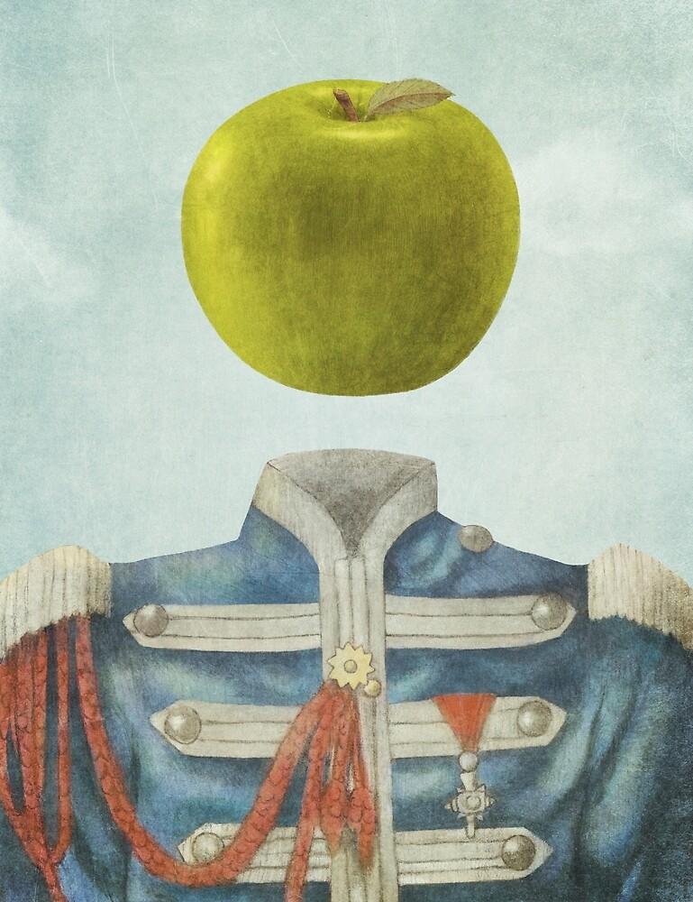 Sgt. Apple  by Terry  Fan