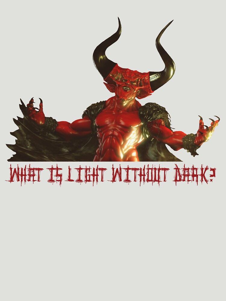 Lord of Darkness - What is light without dark? by jonnyboy98