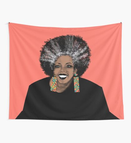 ME- Living Coral  Wall Tapestry