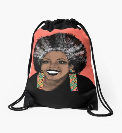 ME- Living Coral  Drawstring Bag
