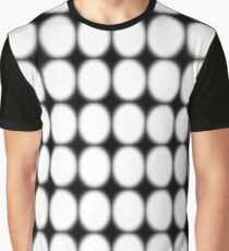 #abstract, #pattern, #design, #illusion, #art, #bright, #square, #shape Graphic T-Shirt
