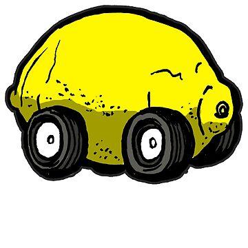 Lemon Car Meme by sketchNkustom