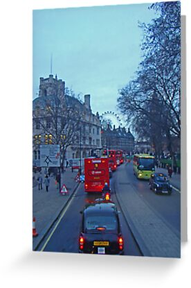 London Icons by Al Bourassa