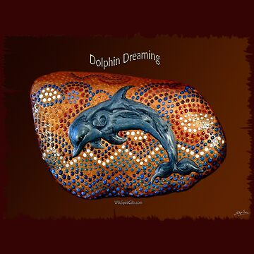 """Dolphin Dreaming"" by RavenPrints"