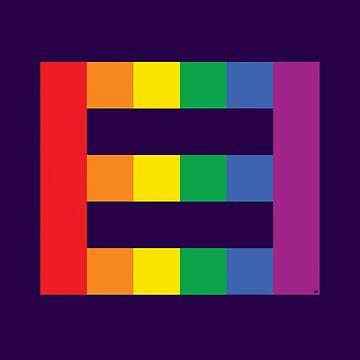 Pride LGBT Equality by ixmanga