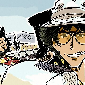 Bebop and Loathing by d2071
