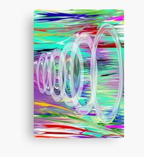 Digiart - water Canvas Print