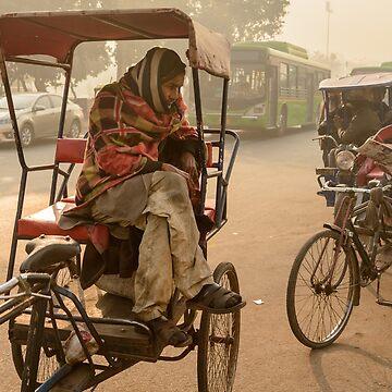 Pedicabs 02 by fotoWerner