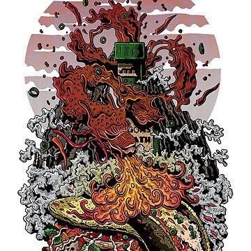 Dragon's breath by zsoltbaritz