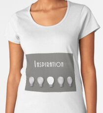Inspiration Premium Rundhals-Shirt