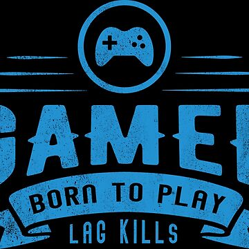 Gamer T-Shirt Ideal as a gift. by BitMax