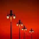 Sunset by Irina Chuckowree