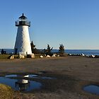 Ned's Point Lighthouse... by Poete100