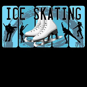 Ice Skating by S-p-a-c-e