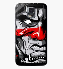 Vegan warrior ! Case/Skin for Samsung Galaxy
