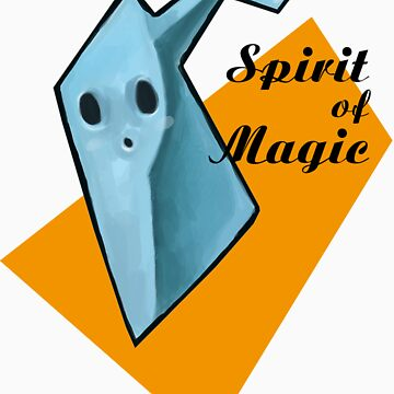spirit of magic 1.2 by elzombioriginal
