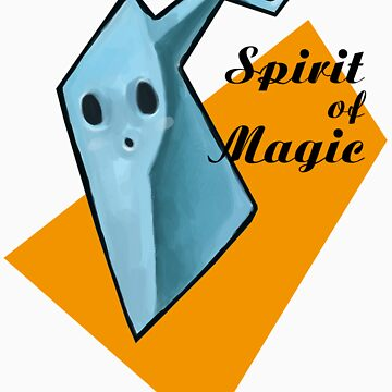 Spirit of magic 1.3 by elzombioriginal