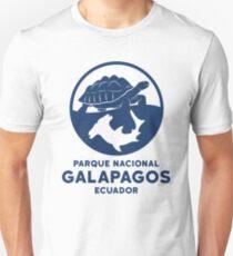 Galapagos Nationalpark Ecuador Slim Fit T-Shirt