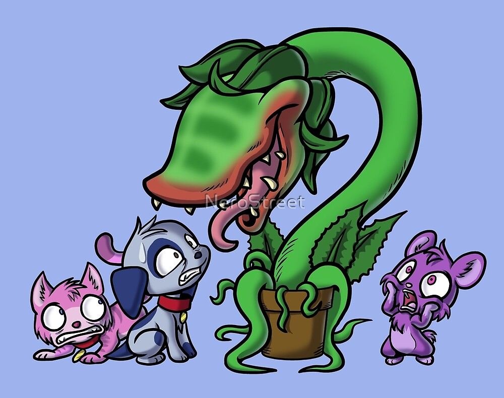 Littlest Pet Shop Of Horrors