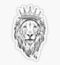 Pegatina Liam el león (2019)