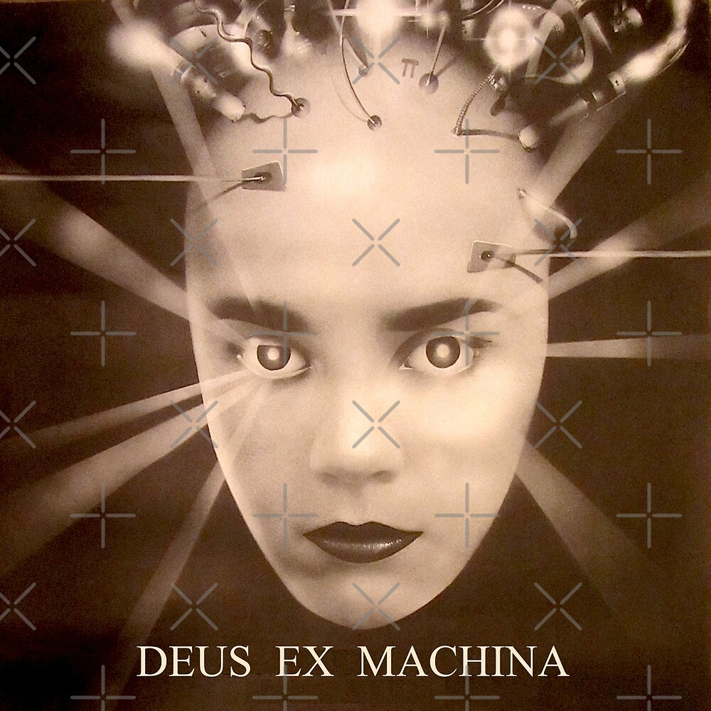 Deus Ex Machina by RetroTrader