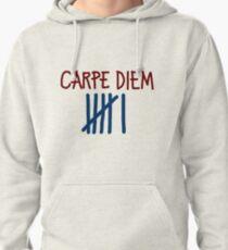 You Me At Six Carpe Diem Pullover Hoodie