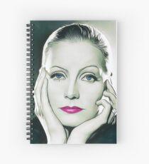 Greta Spiral Notebook