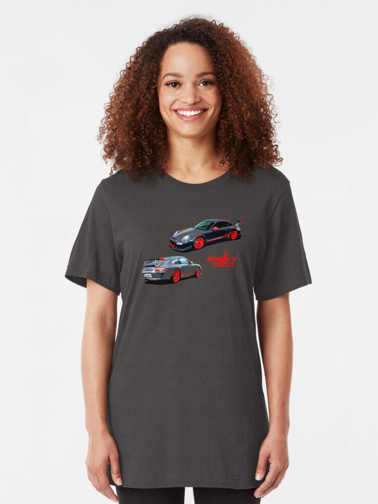 Alternate view of Renn Sport - GT3 RS (997.2)  Slim Fit T-Shirt