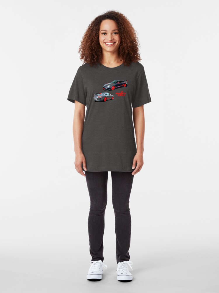 Alternate view of Renn Sport - GT3 RS (997.2)  Slim Fit T-Shirt
