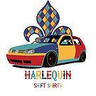 Shift Shirts Harlequin - Golf by ShiftShirts