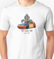 Shift Shirts Harlequin - Golf Slim Fit T-Shirt
