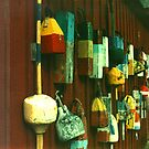 Buoys of Motif #1 by OntheroadImage