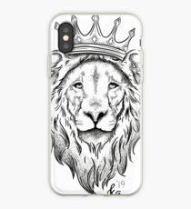 Vinilo o funda para iPhone Liam el león (2019)