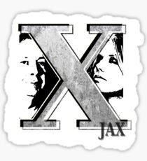 Jax band merchandise (X) Sticker
