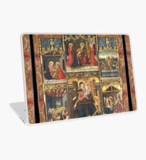 Virgin Mary Inspired Gifts |  view at The Met Gallery 305  Laptop Skin