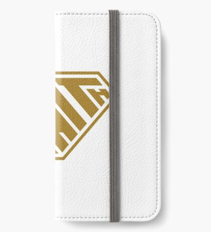 Faith SuperEmpowered (Gold) iPhone Wallet
