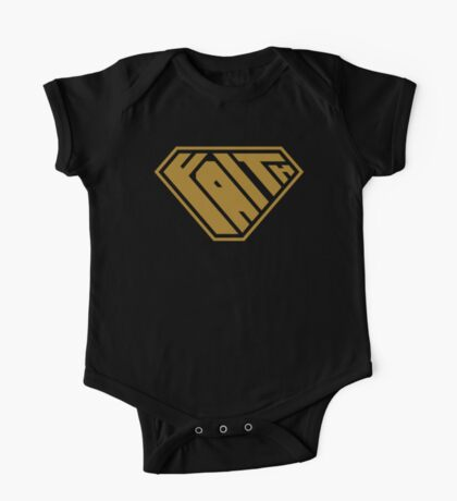 Faith SuperEmpowered (Gold) Kids Clothes