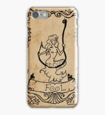 Fool iPhone Case/Skin