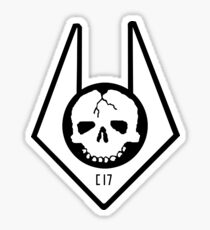 Pegatina Half Life 2 Overwatch Elite