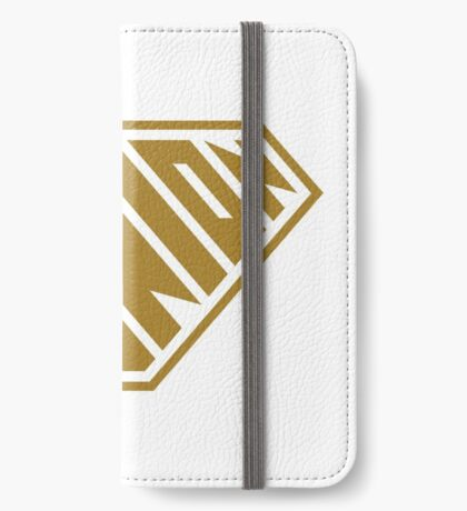 Union SuperEmpowered (Gold) iPhone Wallet