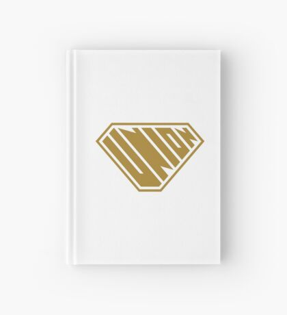 Union SuperEmpowered (Gold) Hardcover Journal