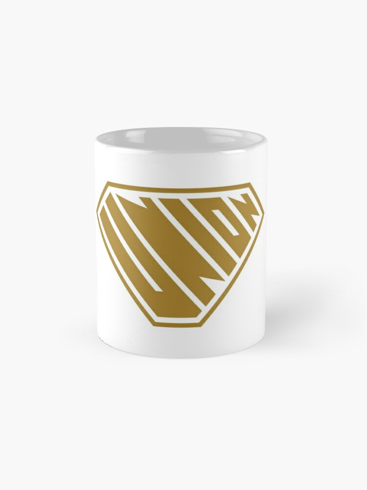 Alternate view of Union SuperEmpowered (Gold) Standard Mug