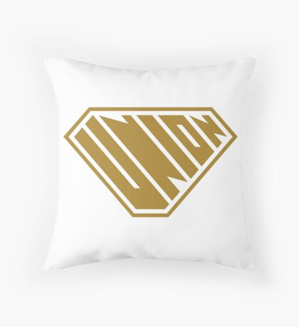 Union SuperEmpowered (Gold) Floor Pillow