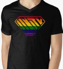 Unity SuperEmpowered (Rainbow) V-Neck T-Shirt