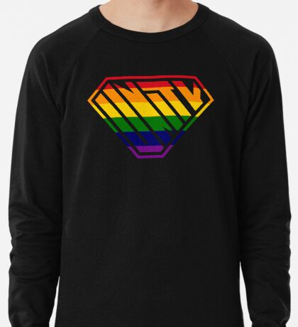 Unity SuperEmpowered (Rainbow) Lightweight Sweatshirt