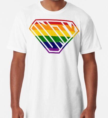 Unity SuperEmpowered (Rainbow) Long T-Shirt