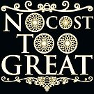 No Cost Too Great by Explicit Designs