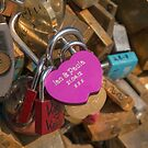 Lovelocks in Paris. by naranzaria