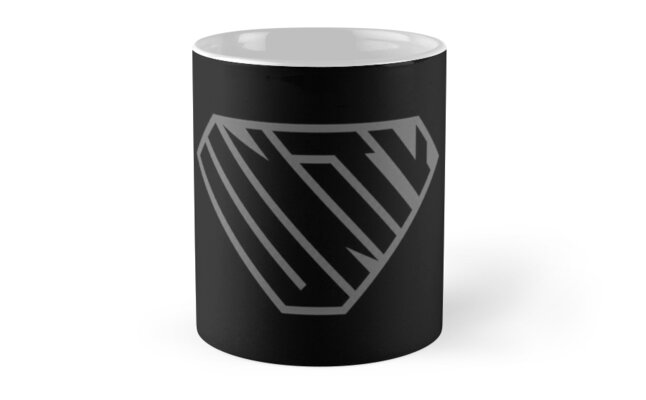 Unity SuperEmpowered (Black on Black) by Carbon-Fibre Media