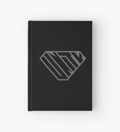 Unity SuperEmpowered (Black on Black) Hardcover Journal